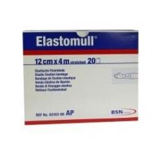 Elastomull bandage de fixation élastique
